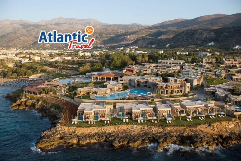 Греция остров крит отели